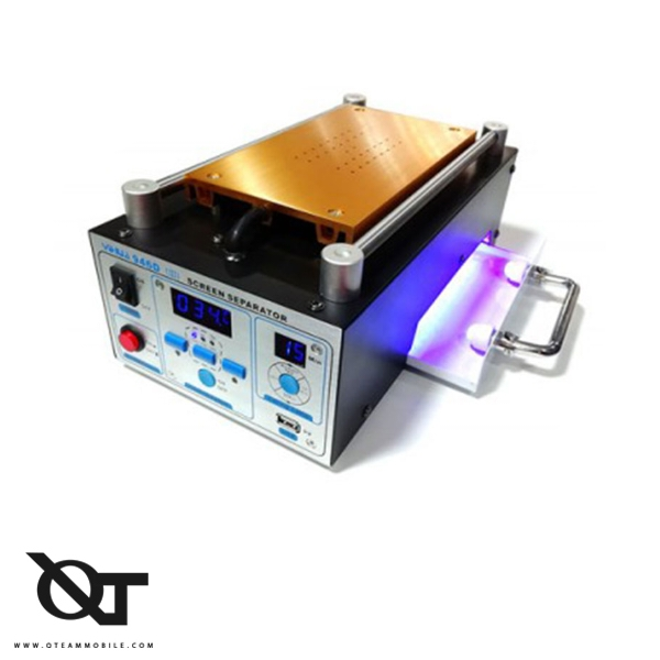 سپراتور و لامپ UV مدل YIHUA 946D iii