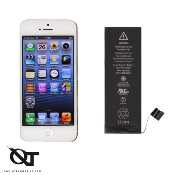 باتری اصلی گوشی iPhone 5