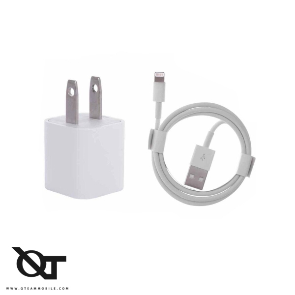 شارژر و آداپتور گوشی موبایل آیفون iPhone 7