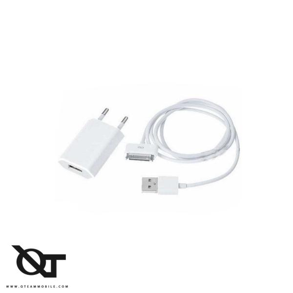شارژر و آداپتور گوشی موبایل آیفون iPhone 4s